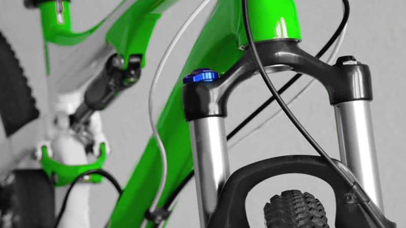 Types Mountain Bike Suspension