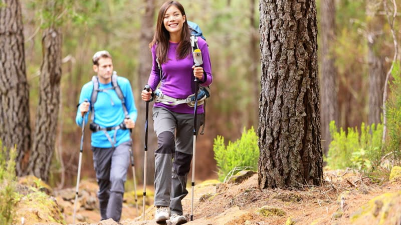 Fight Stress by Hiking