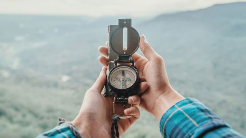 Types of Hiking Compass