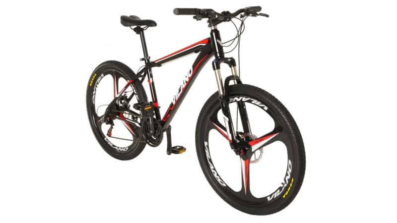 Vilano 26″ Mountain Bike Ridge 2.0 MTB 21 Speed with Disc Brakes