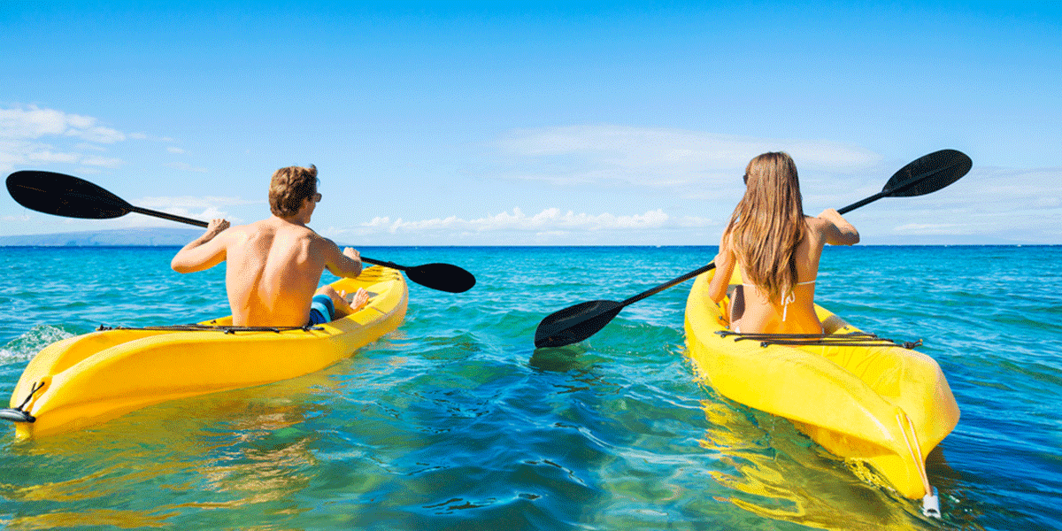 How Many Calories Does Kayaking Burn