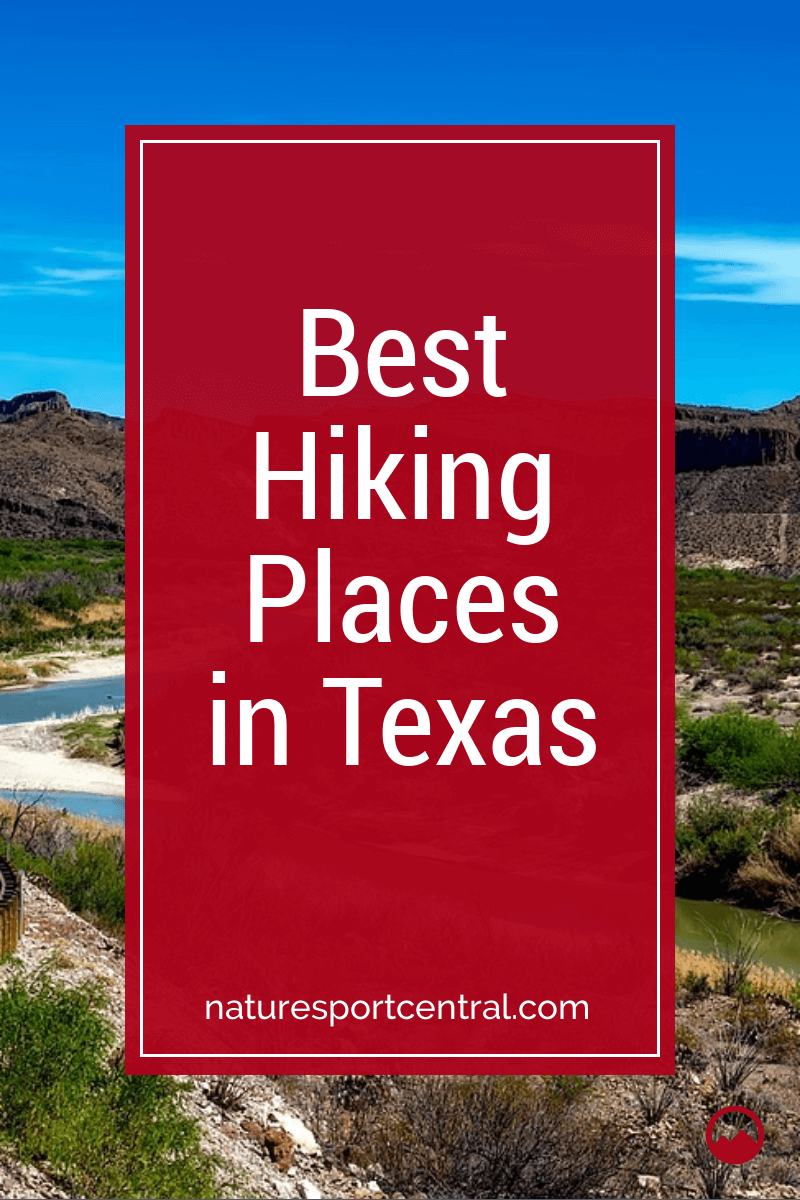 Best Hiking Places in Texas