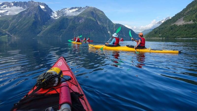 Kayaking Basic Strokes