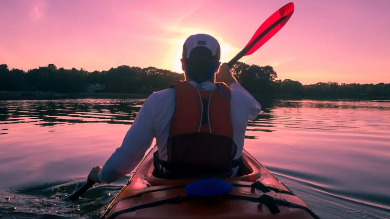 Kayaking Paddling Tips