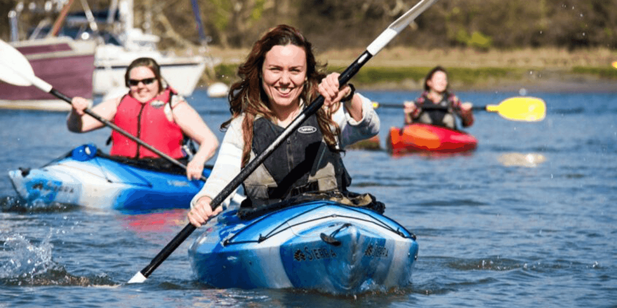 The Top 5 River Kayaking Tips
