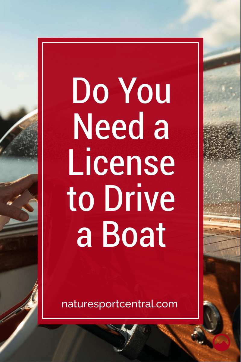 Do You Need a License to Drive a Boat
