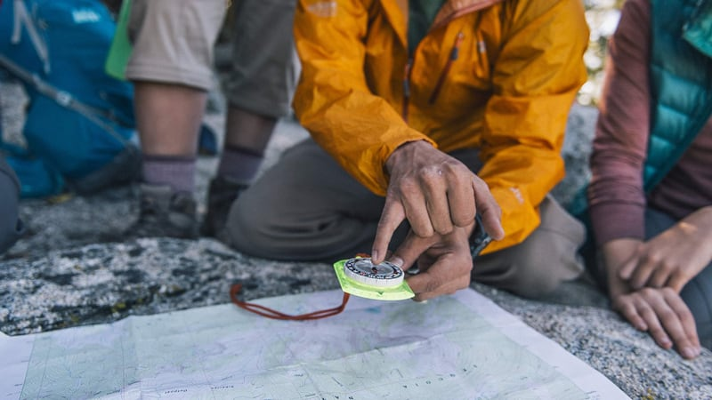 Learn How to Use a Compass
