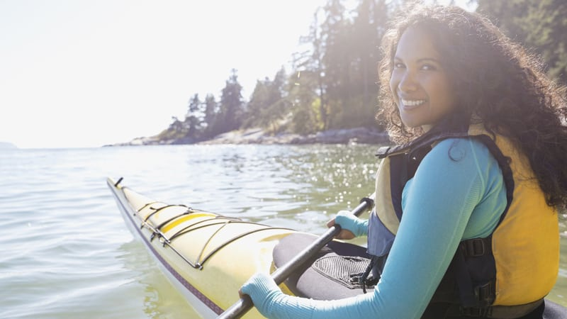 Clothing Guidelines in Kayaking during Summer