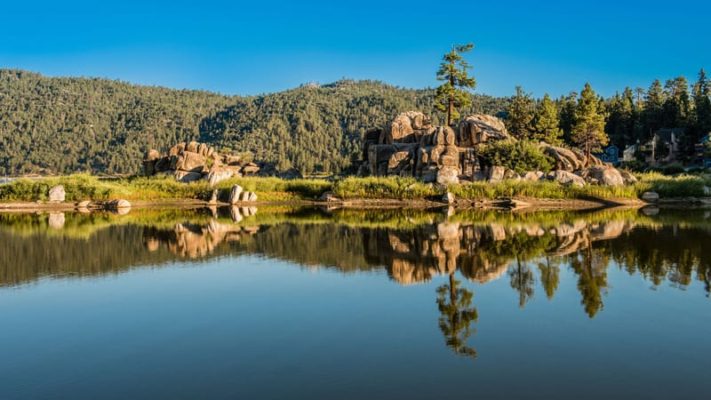 Big Bear Lake Camping Sites in California