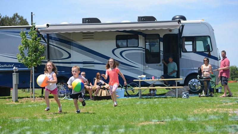 Camper Trailer or RV