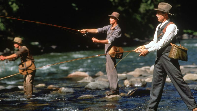 list of the best fly fishing movies