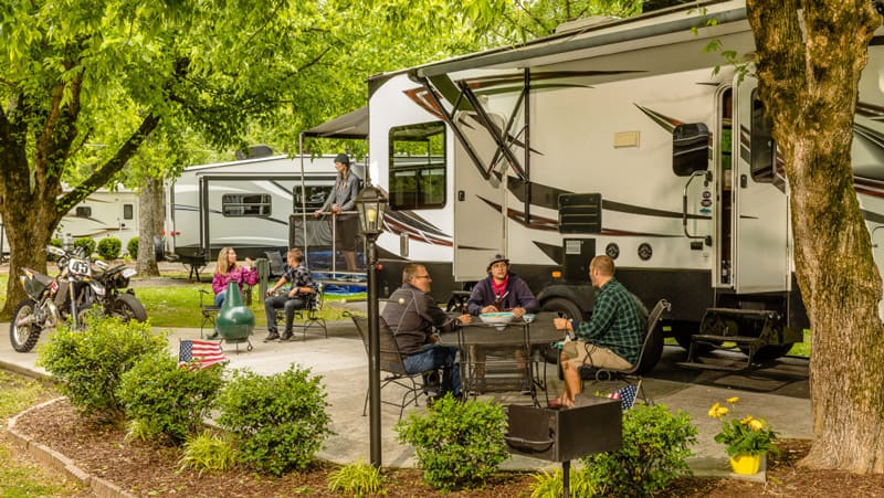 Guide for Full Time RV Living