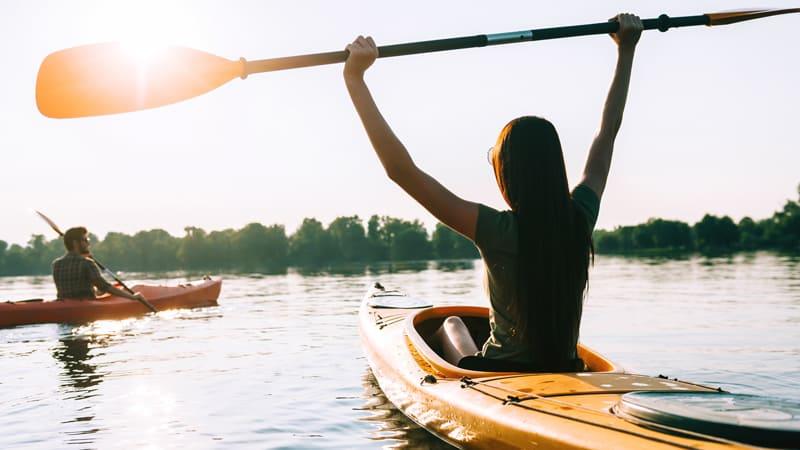 Kayak registration