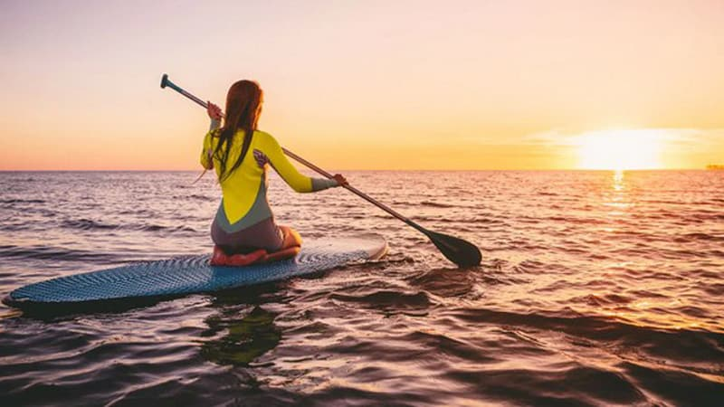 Paddle Boarding Water Activities