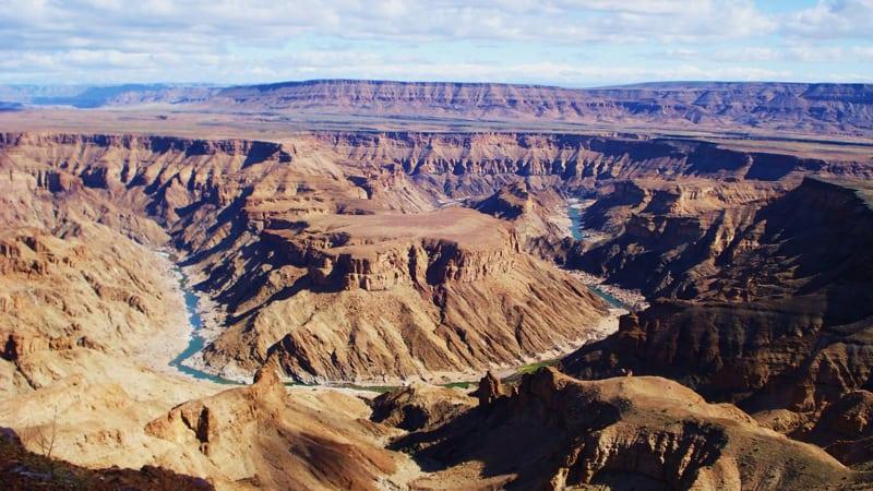 Fish River Canyon – Namibia