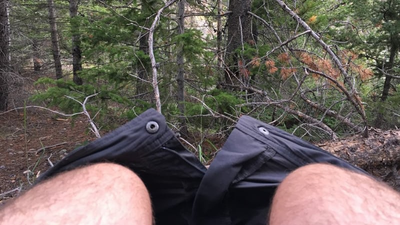 Pooping in the Woods Tips