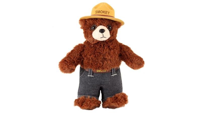 Smokey Bear Education Outdoors Plush
