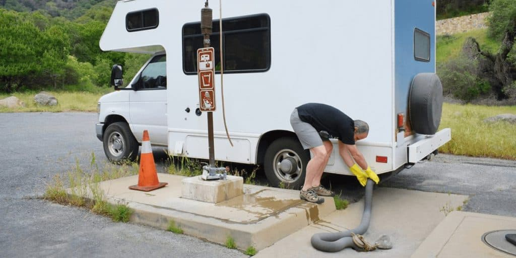 How to Unclog a RV Toilet Holding Tank
