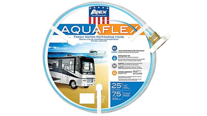 Teknor Apex 7503-25 AquaFlex RV-Marine Hose