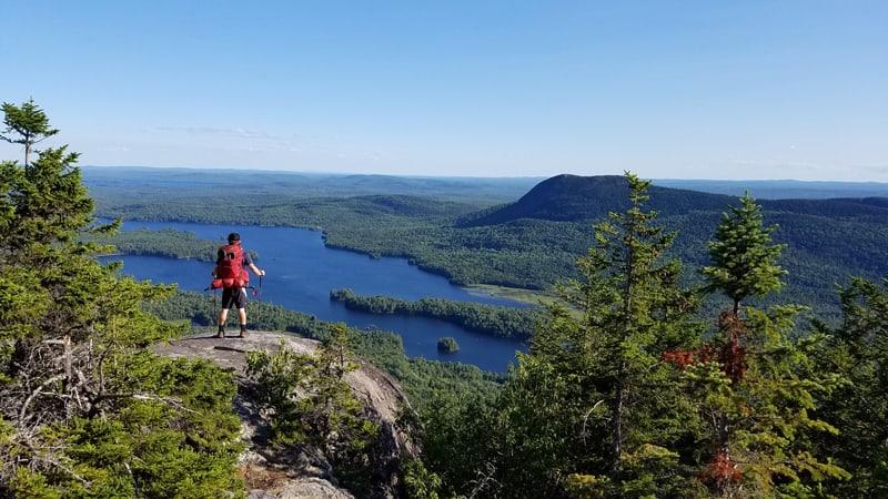 Maine - 100-mile Wilderness