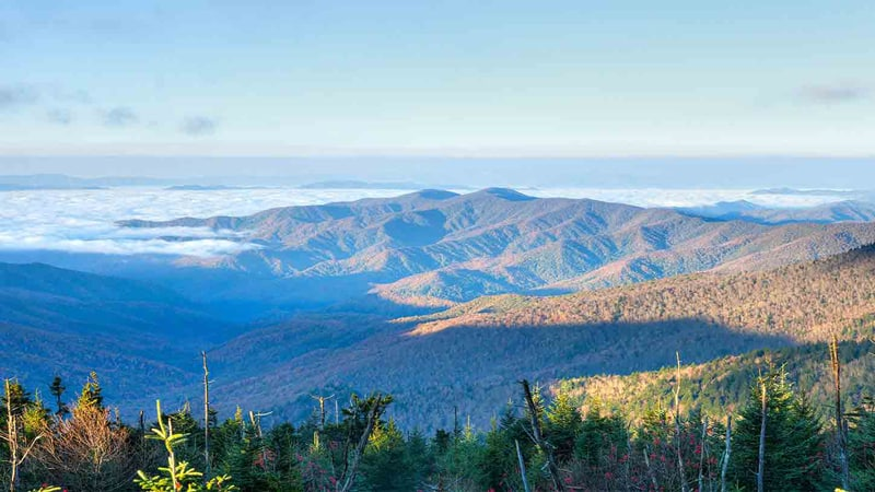 Tennessee – Great Smoky Mountains National Park