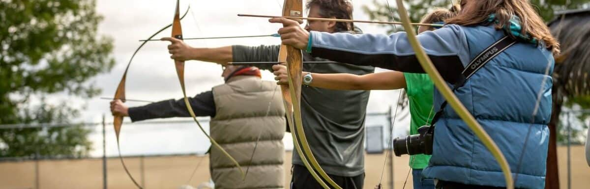 Do You Need a License to Use a Bow and Arrow