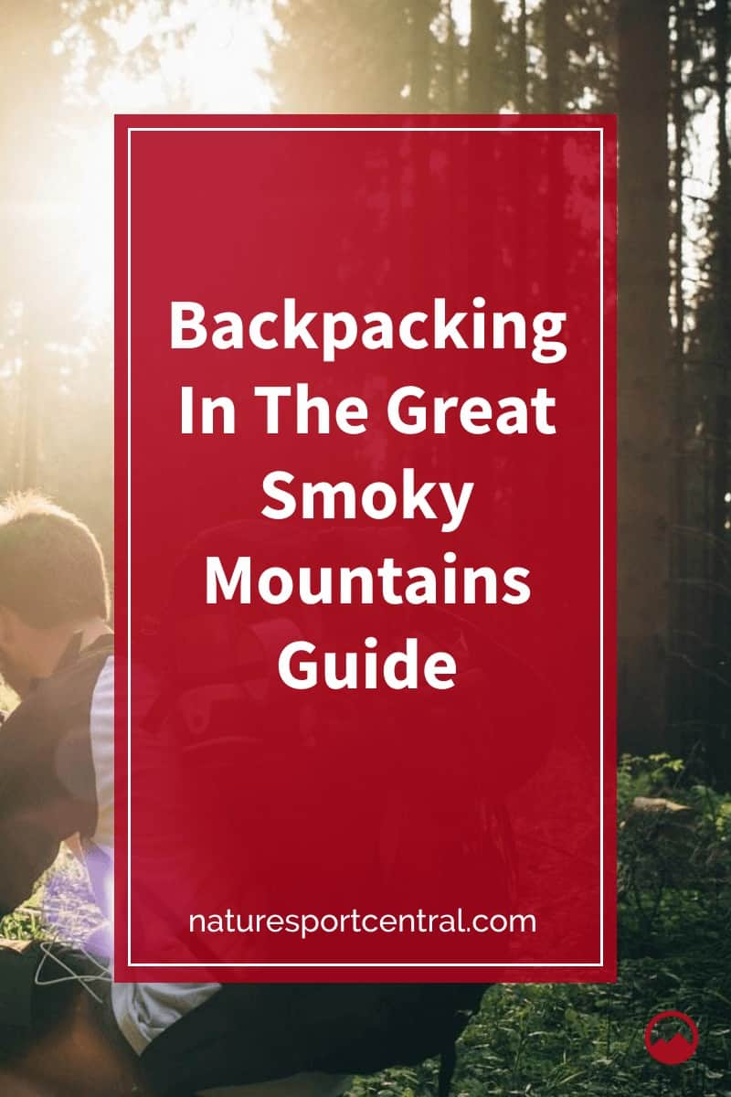 Backpacking In The Great Smoky Mountains Guide