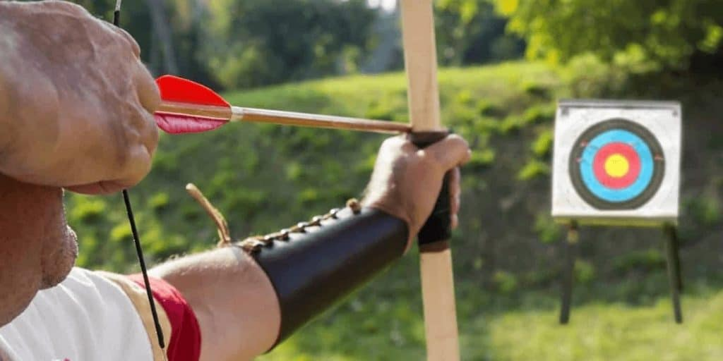 Is It Illegal To Shoot A Bow And Arrow In Your Backyard