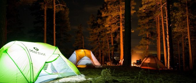5 Best Camping in Yosemite National Park