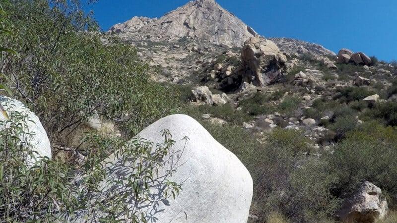 El Cajon Mountain Trail