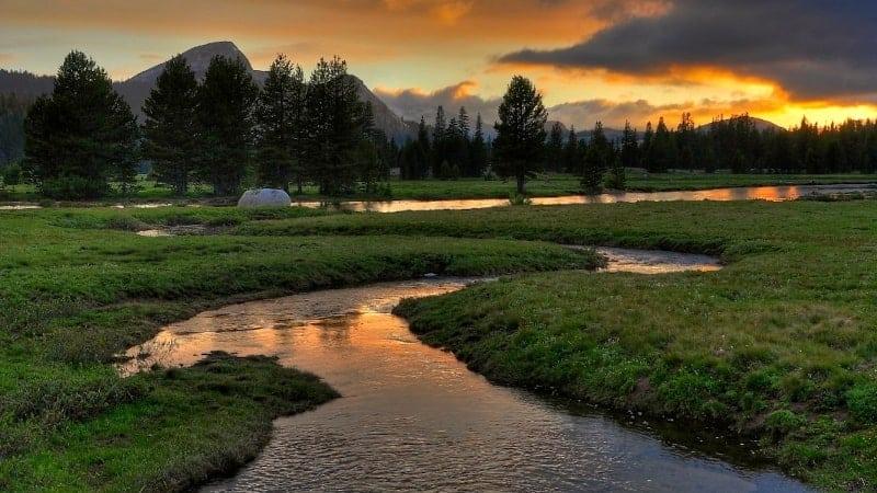 Tuolumne Meadows Campground-min