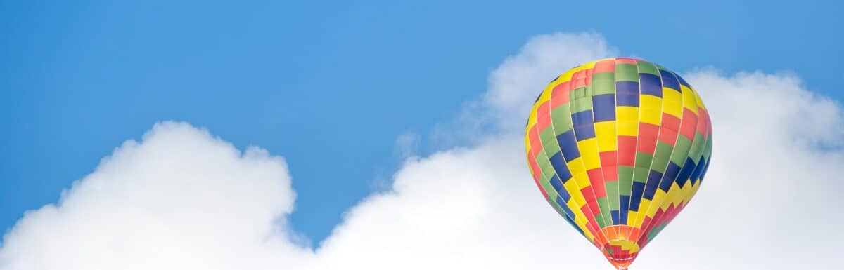 How High Do Hot Air Balloons Fly