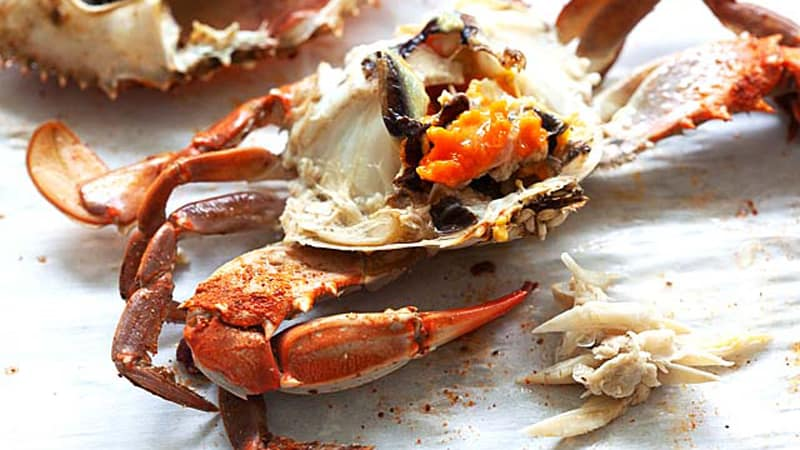 Tips in Eating Blue Crab