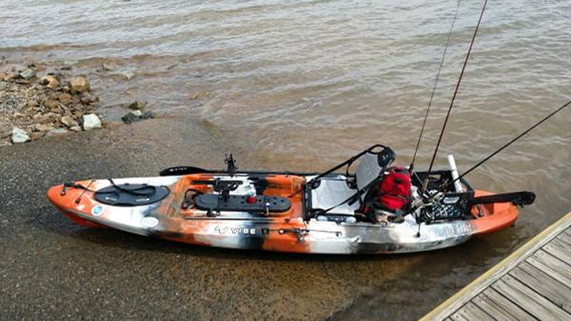 Vibe Sea Ghost 110 Pros and Cons
