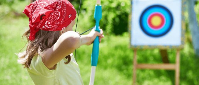How to Build an Archery Target for a Compound Bow