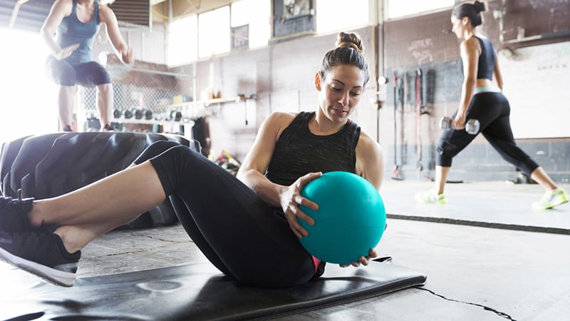 Skiing Exercises to Build Strength
