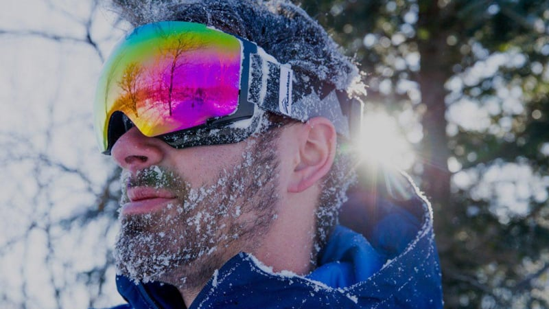 Stop your Ski Goggles from Fogging