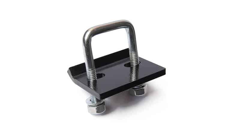 Anti-Rattle Hitch Tightener Stabilizer No-Sway for 2 and 1.25 Steel Heavy Duty Rust Free