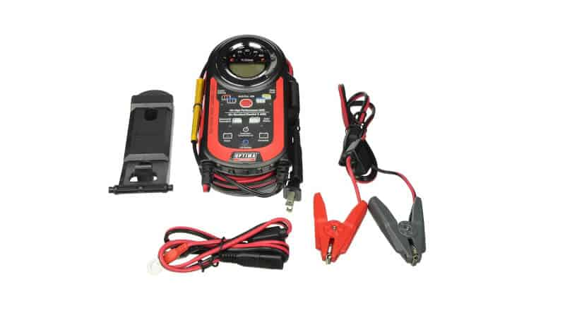 Optima 150-40000 Digital 400 12V Performance Maintainer and Battery Charger