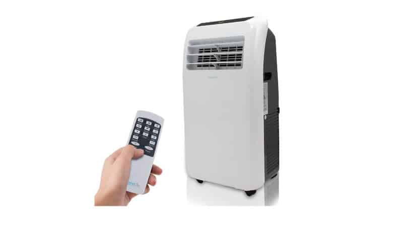 Portable Electric Air Conditioner Unit - 900W 8000 BTU Power Plug In AC Cold Indoor Room Conditioning System