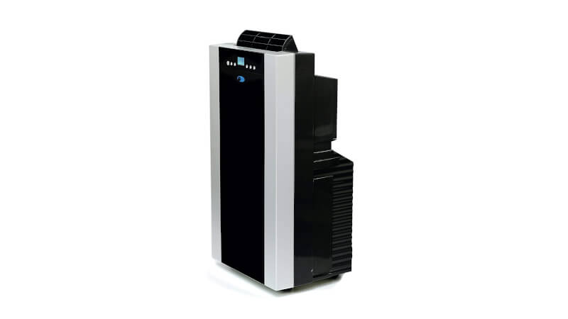 Whynter ARC-14S 14,000 BTU Dual Hose Portable Air Conditioner, Dehumidifier, Fan with Activated Carbon Filter Plus