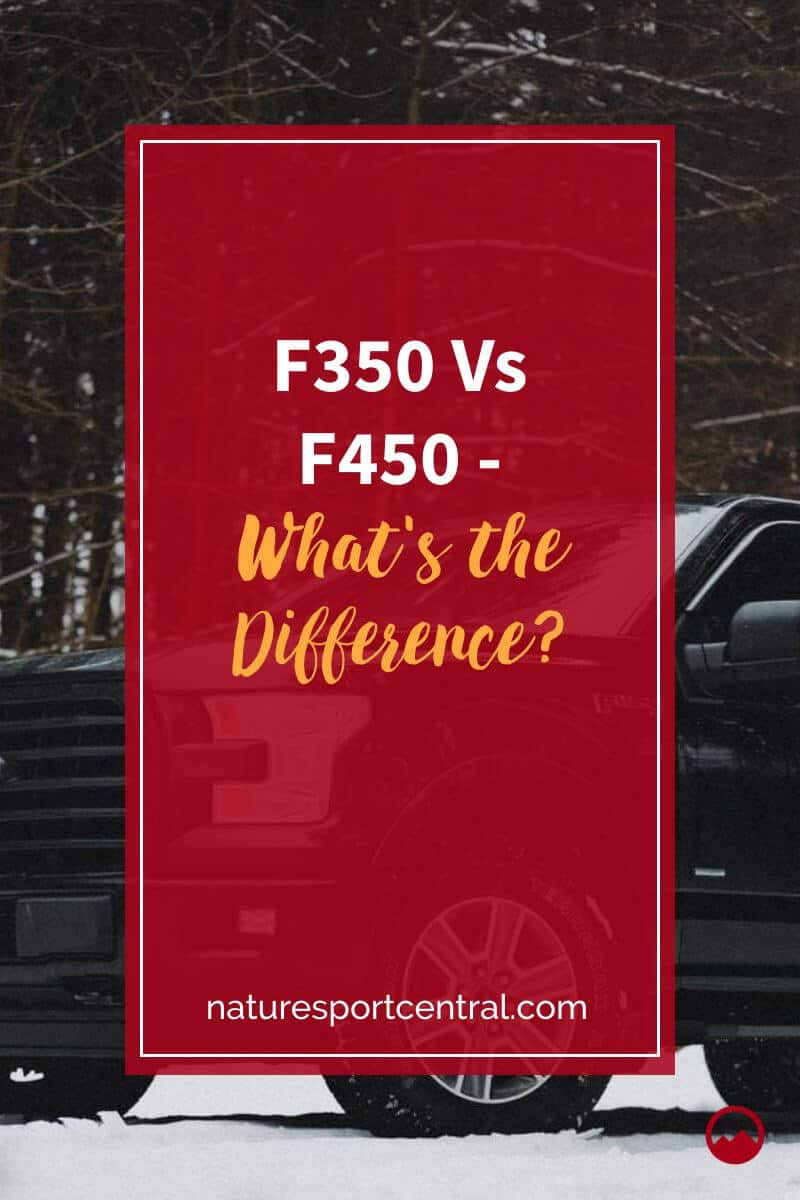 F350 Vs F450 - What's the Difference (1)