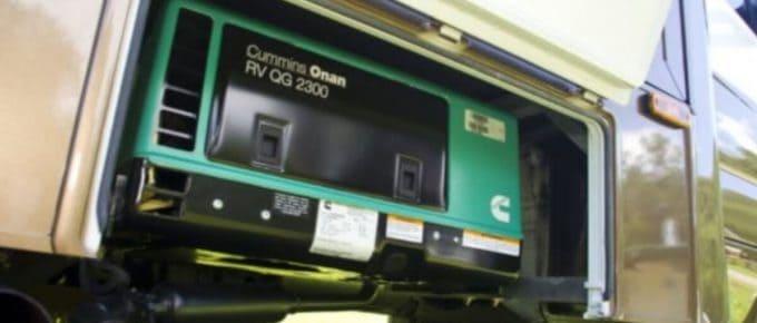 Onan Generator Starts Then Shuts Down - What to Do