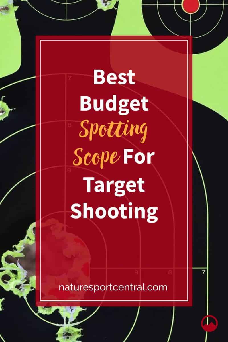 Best Budget Spotting Scope For Target Shooting (2)