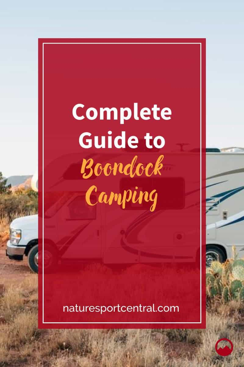 Complete Guide to Boondock Camping (2)