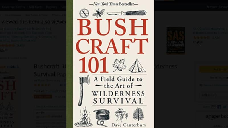 Bushcraft 101 A Field Guide to the Art of Wilderness Survival