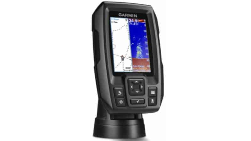 Garmin 010-01550-00 Striker 4 with Transducer 3.5 GPS Fishfinder with Chirp Traditional Transducer