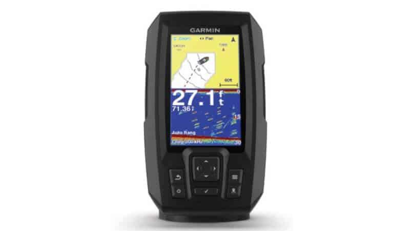 Garmin Striker Plus 4 with Dual-Beam transducer 010-01870-00