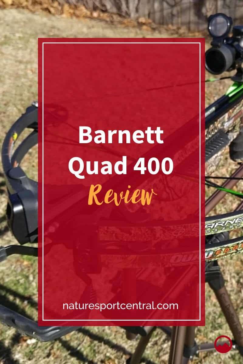 Barnett Quad 400 Review