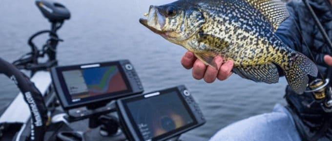 Best Crappie Fish Finder